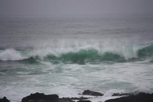 wave breaking MacKerricher